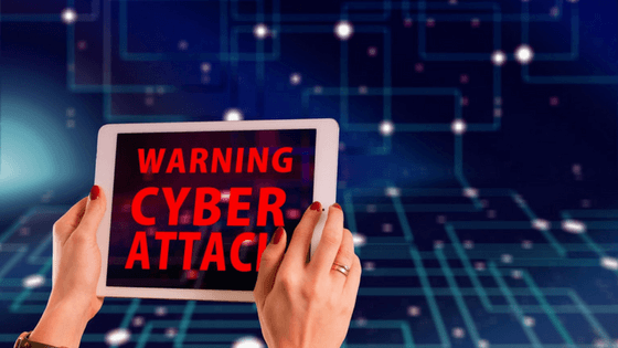 cybersecurity on screen image