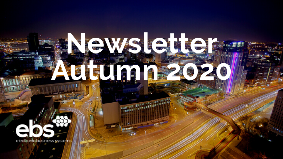 Newsletter Autumn 2020